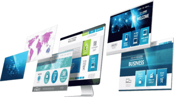 business website designing